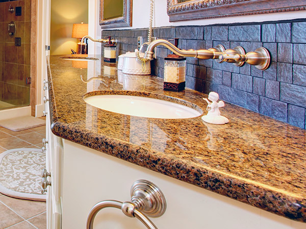 Bathroom Granite Countertops Nashville, TN | Gallery | MC ...