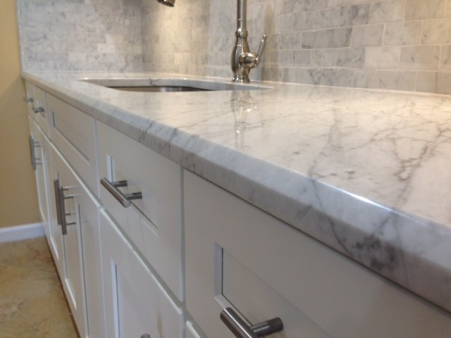 Granite countertop installation granite edge profiles for 1 inch granite countertops