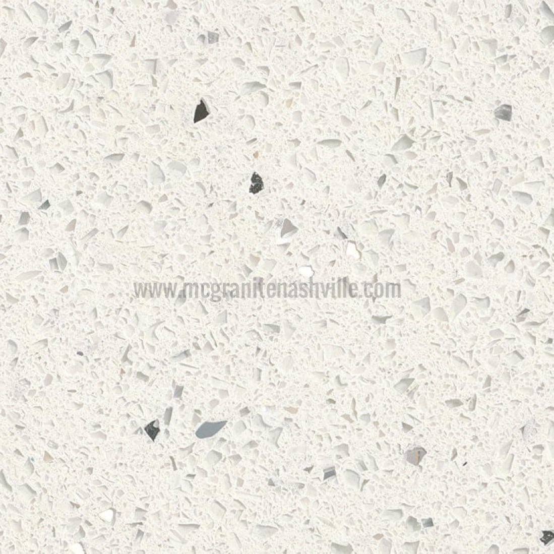 Sparkling White Quartz