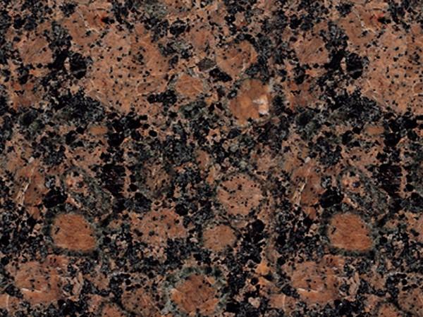 Baltic Brown Granite, 37.95 psf Installed.