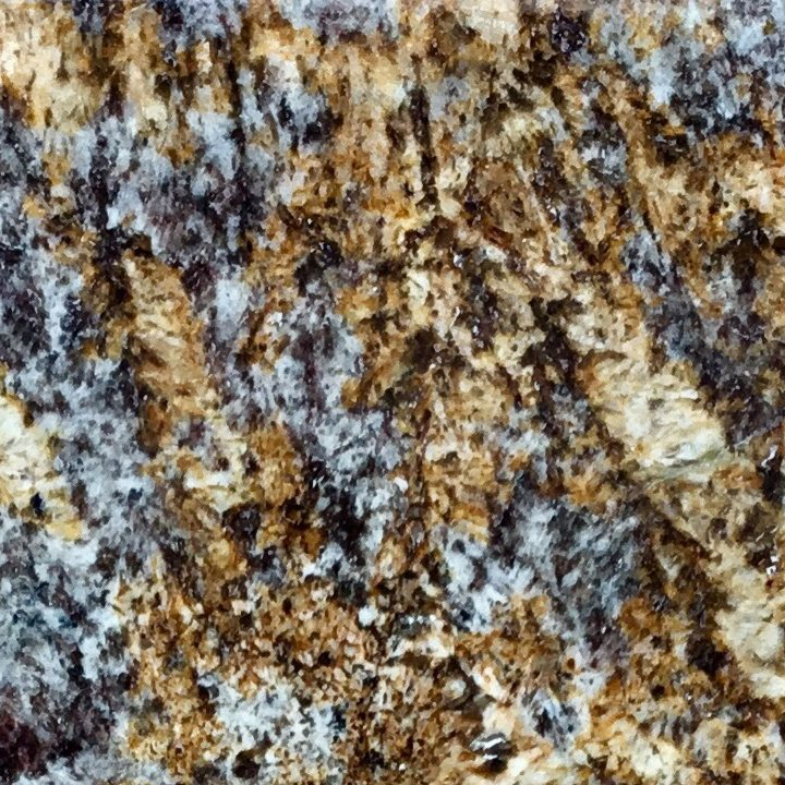 Exotic Yellow Granite
