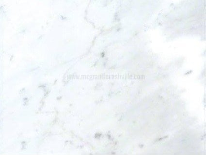 White Carerra Extra Marble