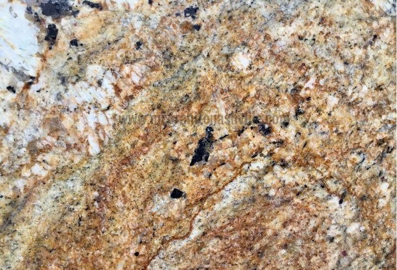 Alaskan Gold Granite