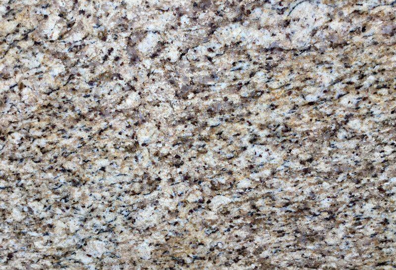 Giallo Ornamental Dark Granite