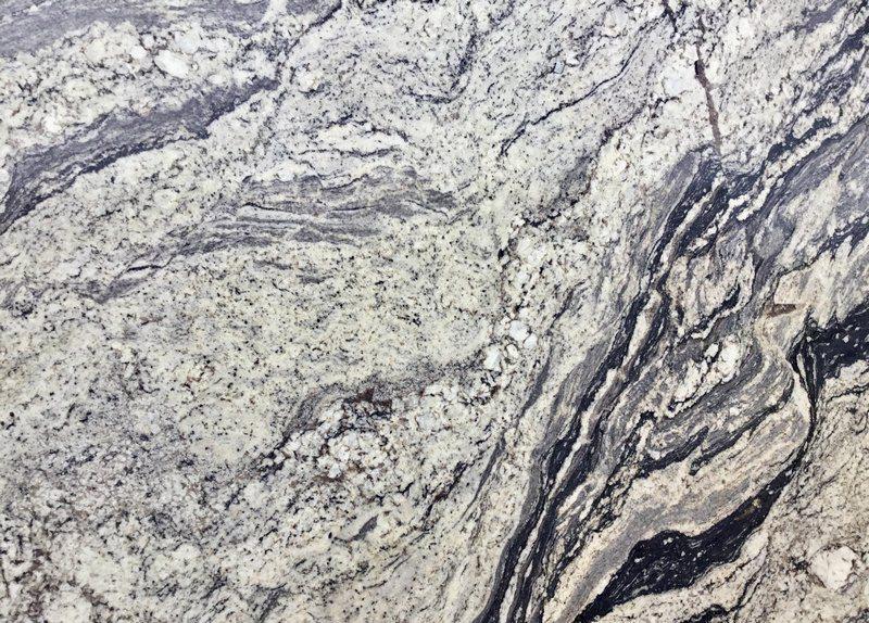 Supreme Silver Granite