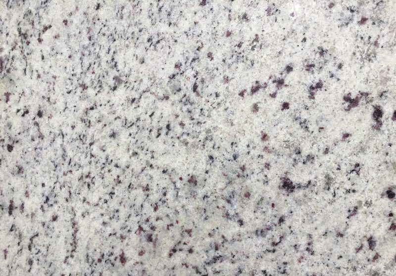 White Dallas Granite